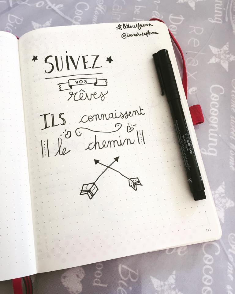 Bullet Journal Ces Pages Qui Font Du Bien Invente Ta Plume